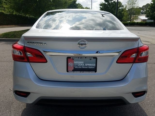 2017 Nissan Sentra S In Knoxville, TN   Ted Russell Nissan