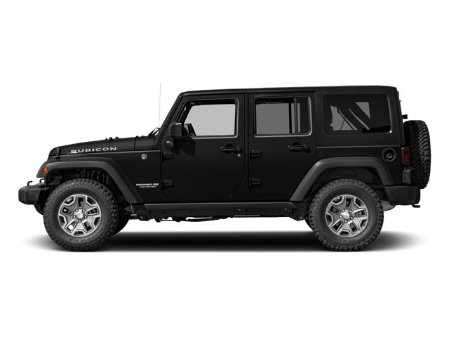 2017 Jeep Wrangler Unlimited Rubicon In Knoxville Tn Ted Rus Nissan