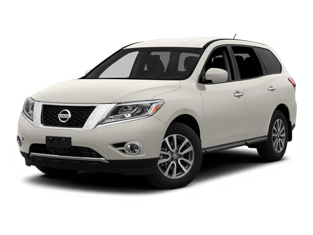 2013 Nissan Pathfinder Platinum Knoxville Tn Serving Farragut