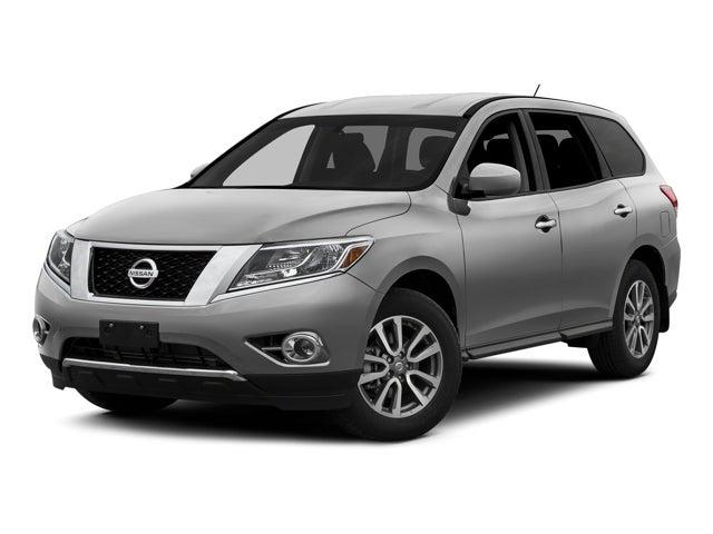 Nissan Pathfinder 2015 Black Www Pixshark Com Images