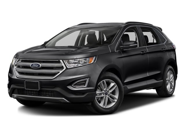 Ford Edge Sel In Knoxville Tn Ted Russell Nissan