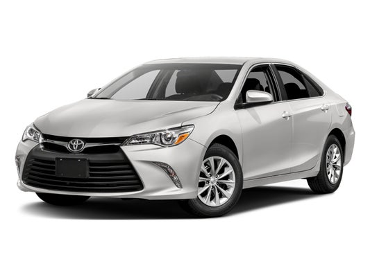 2017 Toyota Camry Le In Knoxville Tn Ted Rus Nissan