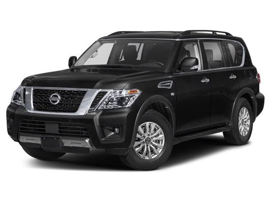 Ted Russell Nissan >> 2020 Nissan Armada SV Knoxville TN | Serving East Tennessee JN8AY2ND3L9106693