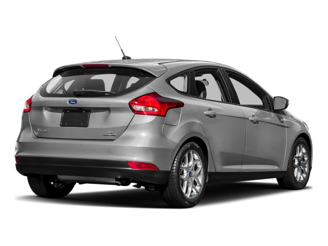 2017 Ford Focus Sel In Knoxville Tn Ted Rus Nissan