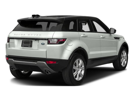 2017 Land Rover Range Evoque Se In Knoxville Tn Ted Rus Nissan
