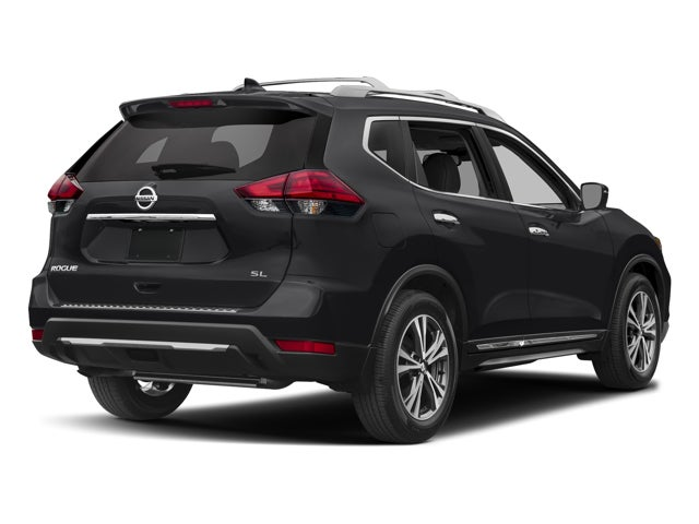 2017 Nissan Rogue Sl Awd Knoxville Tn Serving Farragut Tennessee