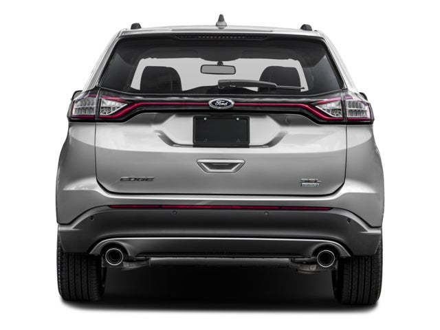 Ford Edge Titanium In Knoxville Tn Ted Russell Nissan