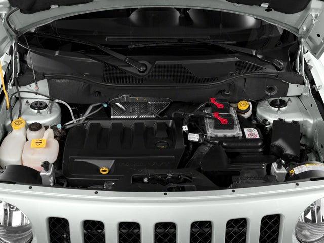 Fresh 2016 Jeep Patriot Engine