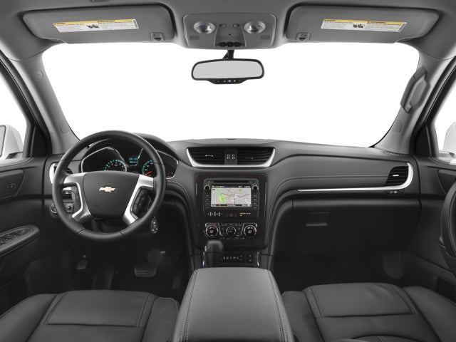 2017 Chevrolet Traverse Lt In Knoxville Tn Ted Rus Nissan