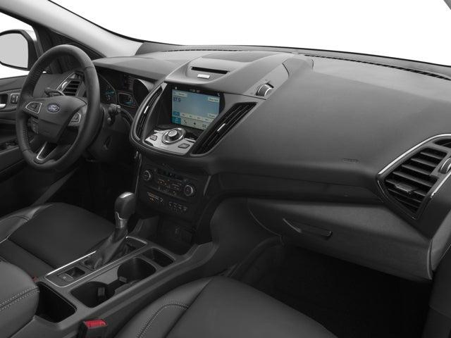 2017 Ford Escape Titanium Knoxville Tn Serving Farragut