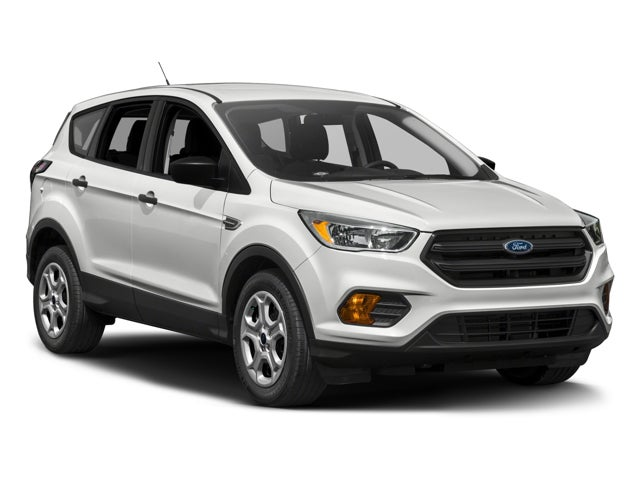 2017 Ford Escape S >> 2017 Ford Escape S Knoxville Tn Serving Farragut Tennessee