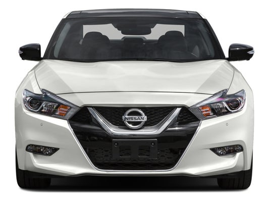 2017 Nissan Maxima 3 5 Sl In Knoxville Tn Ted Rus