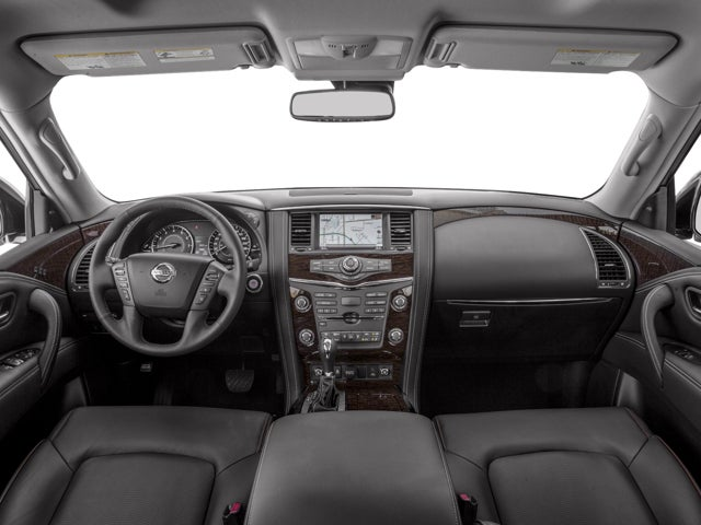 2017 Nissan Armada Platinum 4x2 In Knoxville Tn Ted Rus