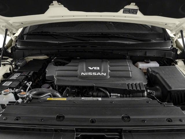 2018 Nissan Titan Pro 4x Knoxville Tn Serving Farragut Tennessee