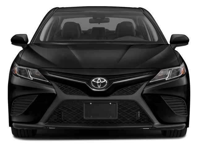 2018 Toyota Camry Se Knoxville Tn Serving Farragut Tennessee