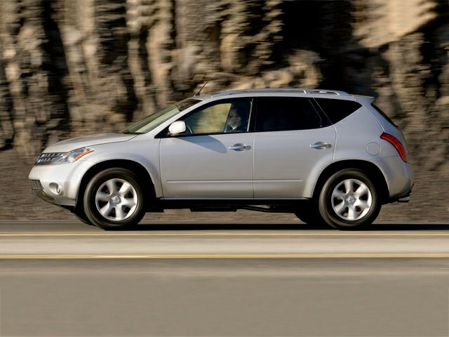 Marvelous 2007 Nissan Murano SL In Knoxville, TN   Ted Russell Nissan