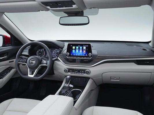 2020 Nissan Altima 2 5 Sv