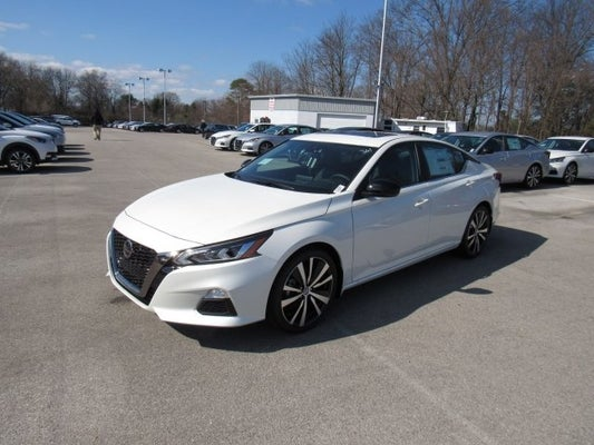Ted Russell Nissan >> 2020 Nissan Altima 2.0 SR VC-Turbo Knoxville TN | Serving Farragut Tennessee 1N4AL4CV8LC140963