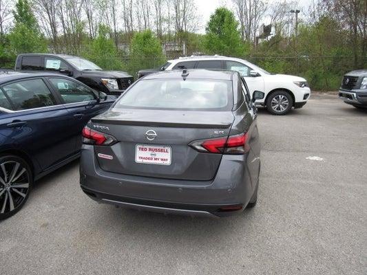Ted Russell Nissan >> 2020 Nissan Versa SR Knoxville TN | Serving Farragut Tennessee 3N1CN8FV9LL882778