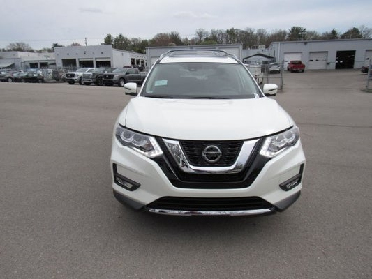 Ted Russell Nissan >> 2020 Nissan Rogue SL Knoxville TN | Serving Farragut Tennessee 5N1AT2MV4LC777793