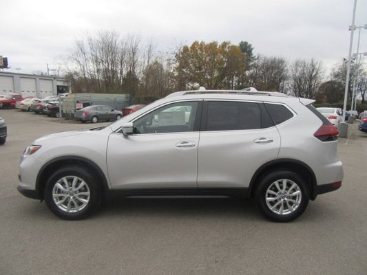 2020 Nissan Rogue S Special Edition Knoxville Tn Serving East Tennessee Jn8at2mt5lw003946