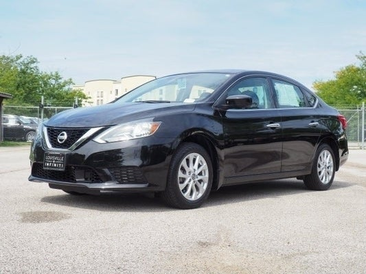 2018 Nissan Sentra Sv Knoxville Tn Serving East Tennessee 3n1ab7ap5jy274257