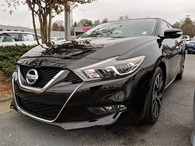 Used Nissan Vehicle Inventory at Ted Russell Nissan in