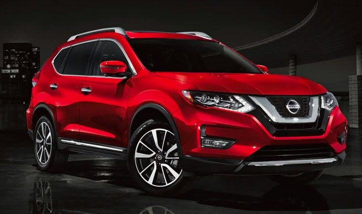 Ted Russell Nissan >> New Nissan Rogue for Sale in Knoxville, TN | Ted Russell Nissan